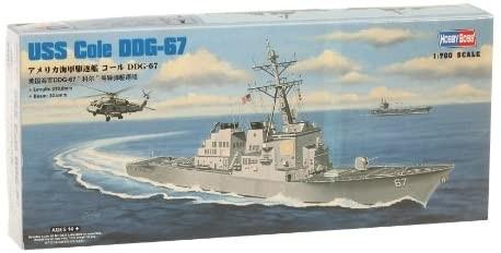 ホビーボス アメリカ海軍 駆逐艦 コール DDG-67(1/700スケール 83410)の商品画像 ナビ