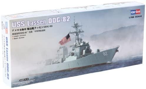 ホビーボス アメリカ海軍 駆逐艦 ラッセン DDG-82(1/700スケール 艦船 83412)の商品画像 ナビ