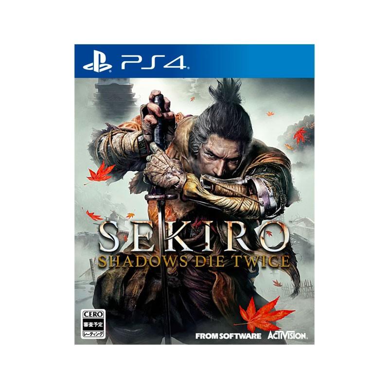 【PS4】 SEKIRO: SHADOWS DIE TWICE [通常版]の商品画像|ナビ