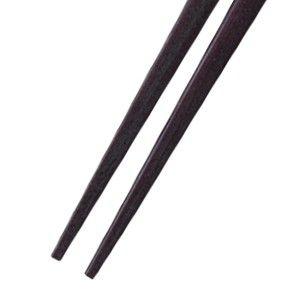 箸 22.5cm 越前塗 業務用食洗機対応 食洗器対応 杵型多久島箸