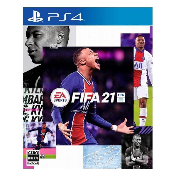 【PS4】 FIFA 21 [通常版]の商品画像 ナビ