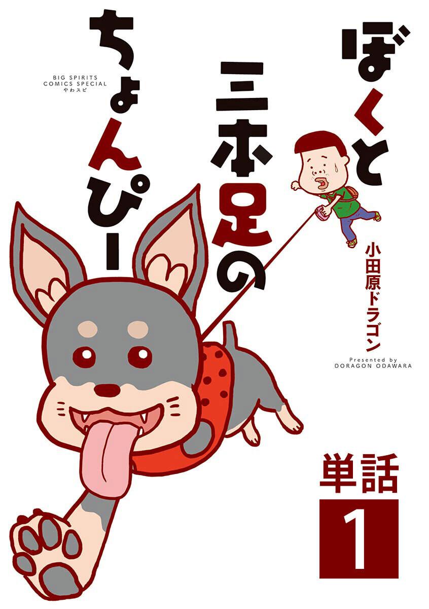ぼくと三本足のちょんぴー【単話】 (1)