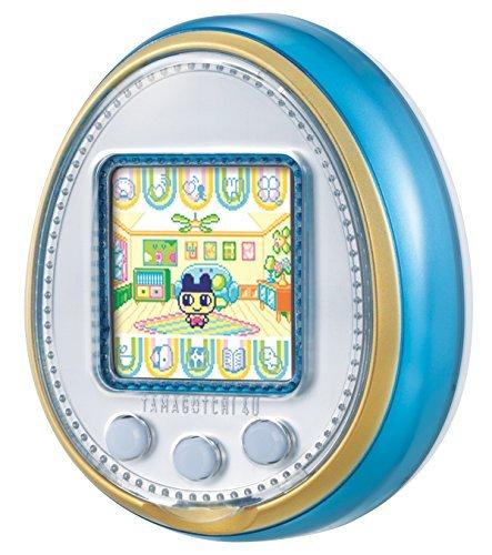 バンダイ たまごっち TAMAGOTCHI 4U(ブルー)の商品画像|ナビ