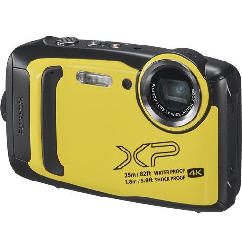FinePix XP140 (イエロー)の商品画像|ナビ