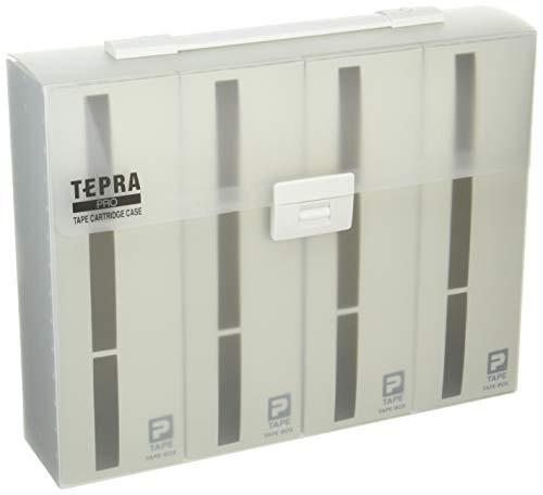 テープカートリッジケース SR4THの商品画像|2