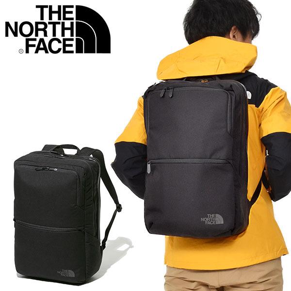 ノースフェイス シャトルデイパック NM82054(ブラック)の商品画像|ナビ