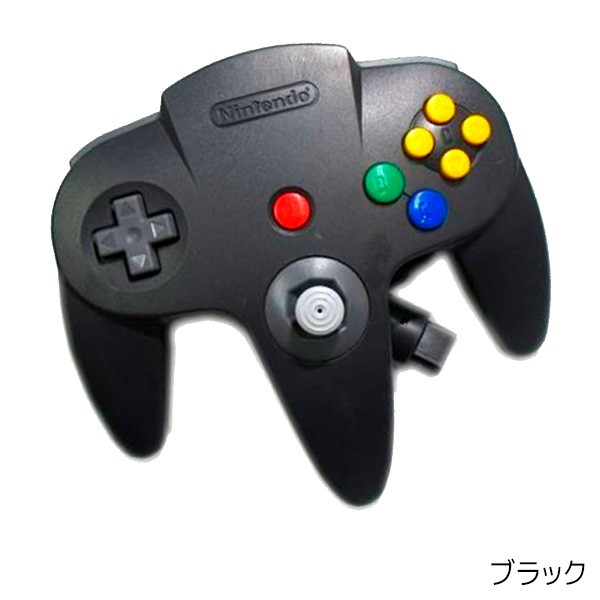 NINTENDO64 コントローラー グレーの商品画像|3