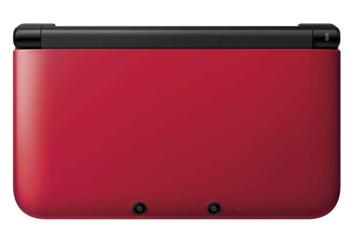 任天堂 ニンテンドー3DS LL レッド×ブラックの商品画像|3