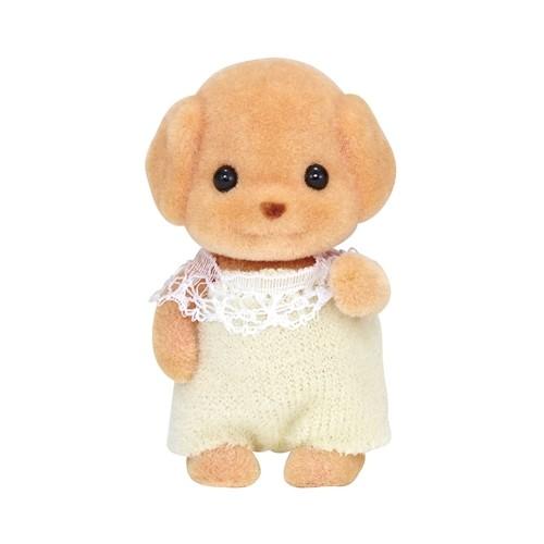 エポック社 シルバニアファミリー トイプードルの赤ちゃんの商品画像|ナビ