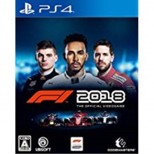 【PS4】 F1 2018の商品画像 ナビ