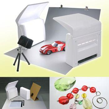 商品撮影セット フォトラ PH-004の商品画像|ナビ