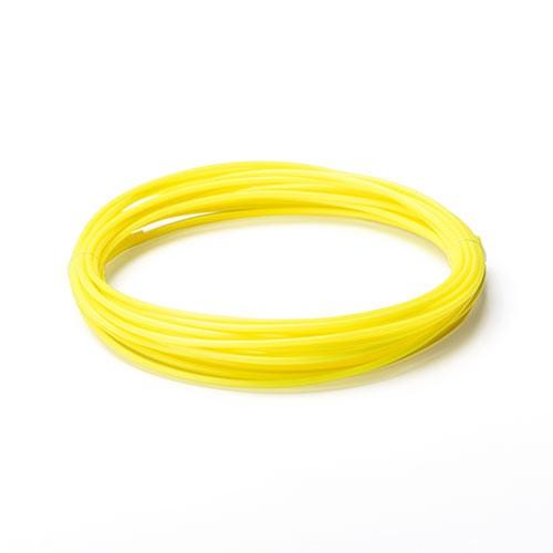 3Dペン・3Dプリンタ用 PLAフィラメント 300-3DPLAY-10 (黄、10m×1個)の商品画像|3