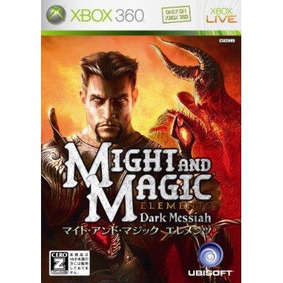 【Xbox360】 マイトアンドマジック・エレメンツの商品画像 ナビ