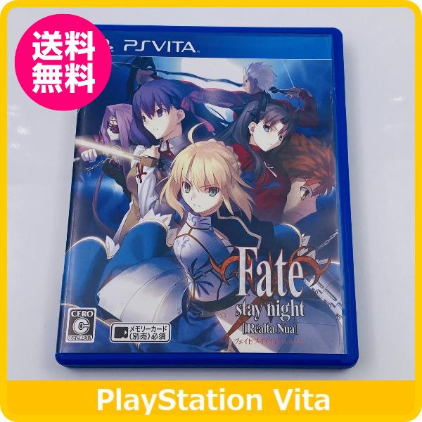 【PSVita】角川ゲームス Fate/stay night [Realta Nua]の商品画像|ナビ
