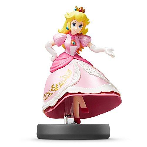 任天堂 Wii U amiibo ピーチの商品画像|ナビ