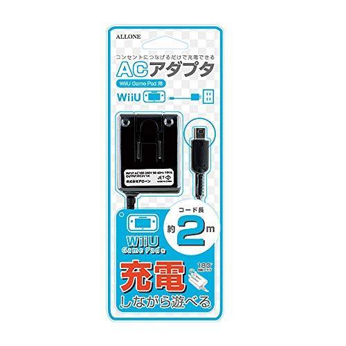 アローン WiiU GamePad用 ACアダプタ ALG-WIUACの商品画像|ナビ