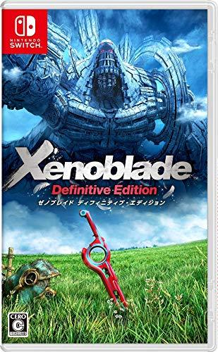【Switch】 Xenoblade Definitive Edition [通常版]の商品画像|ナビ