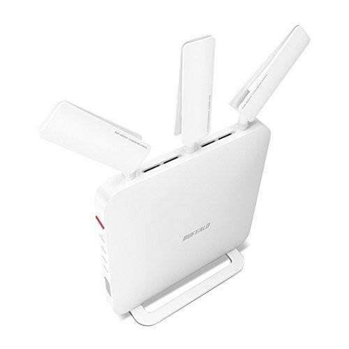 バッファロー 11ac/n/a/g/b 1300+600Mbps 無線LAN親機 WXR-1900DHPの商品画像 3