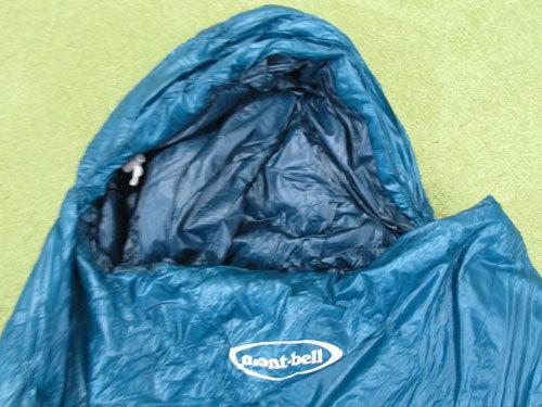 モンベル ダウンハガー 800 #3 品番1121360(バルサム)の商品画像|ナビ