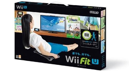 任天堂 Wii Fit U バランスWiiボード(クロ)+ フィットメーター(ミドリ)セット WUP-W-ASTJの商品画像 ナビ