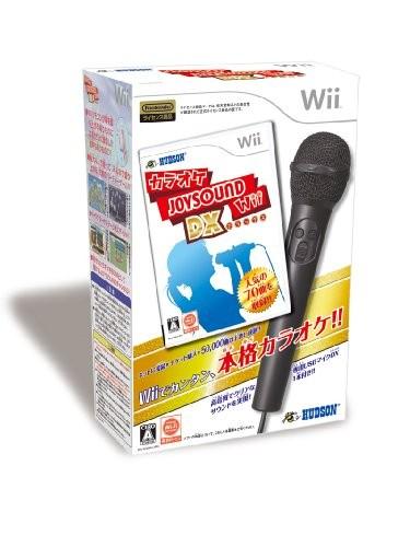 【Wii】 カラオケJOYSOUND Wii DXの商品画像|ナビ