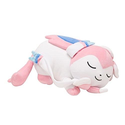 ポケモンセンターオリジナル すやすやぬいぐるみ (ニンフィア)の商品画像 ナビ