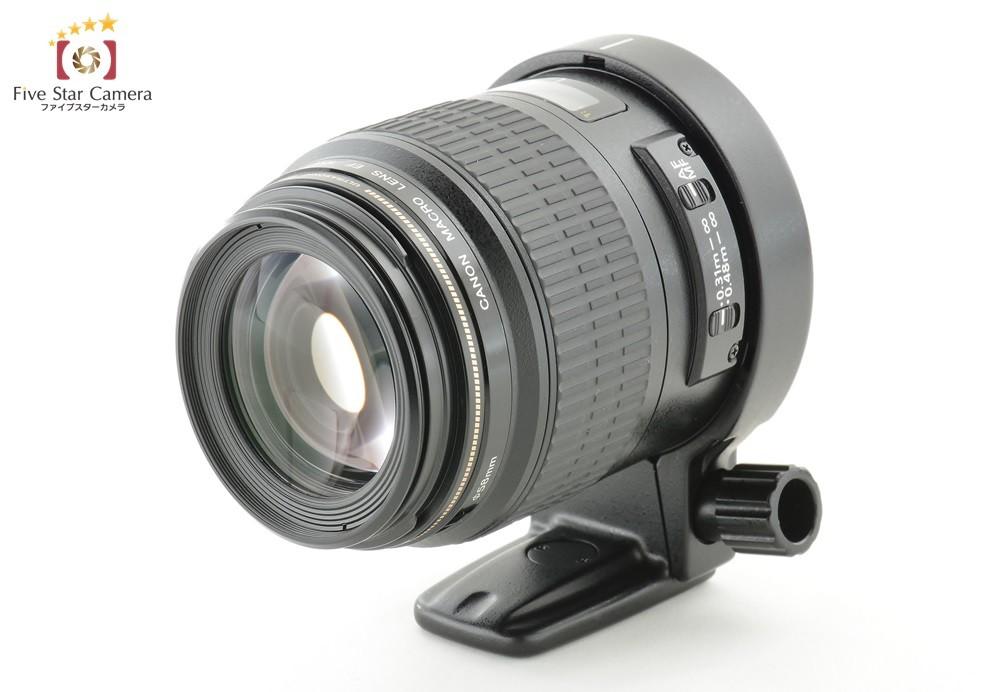 キヤノン EFレンズ EF100mm F2.8 マクロ USMの商品画像|3