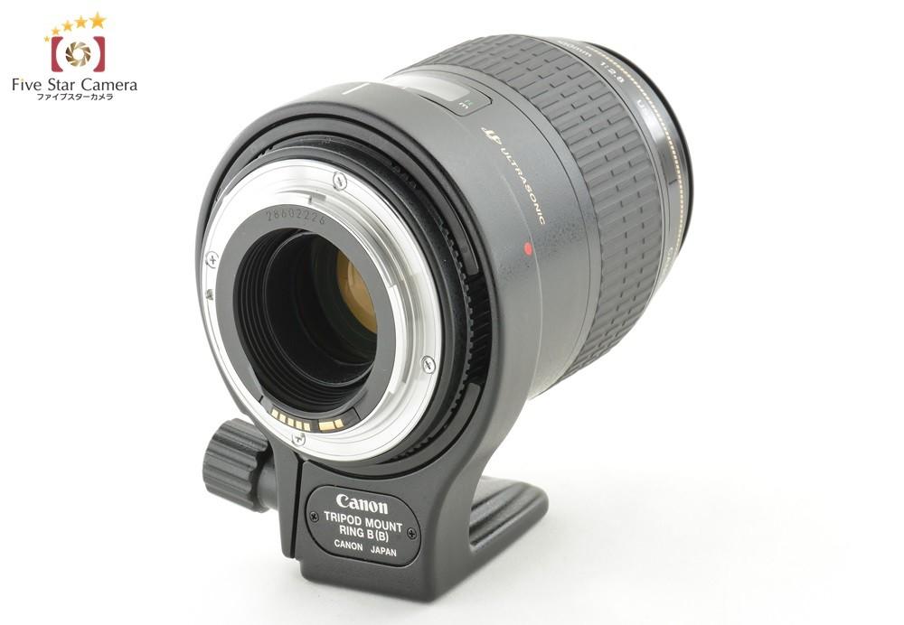キヤノン EFレンズ EF100mm F2.8 マクロ USMの商品画像|4