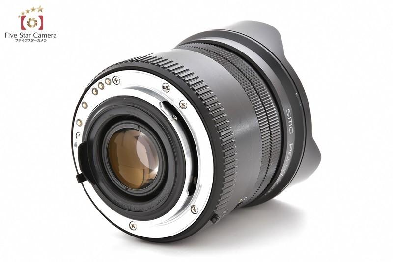 リコーイメージング FA31mmF1.8AL Limited(ブラック)の商品画像|4