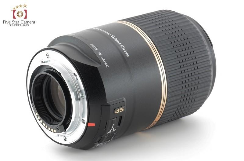 タムロン SP 90mm F/2.8 Di MACRO 1:1 USD(Model F004)ソニー用の商品画像|4