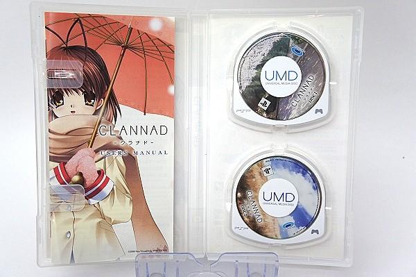 【PSP】プロトタイプ CLANNAD(クラナド)の商品画像 2