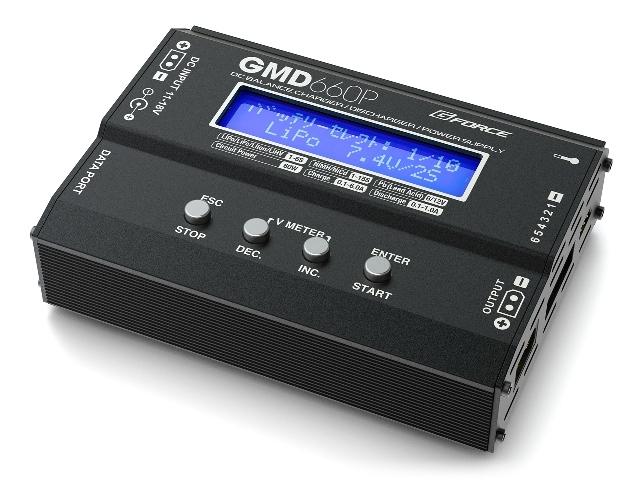 ジーフォース GMD660P DC Charger G0344の商品画像|ナビ