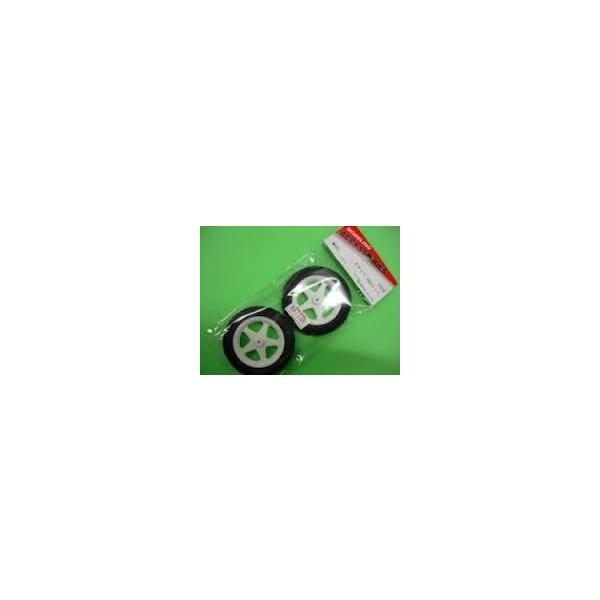 OK模型 Eタイヤ 64mm (2入) 33230の商品画像 ナビ