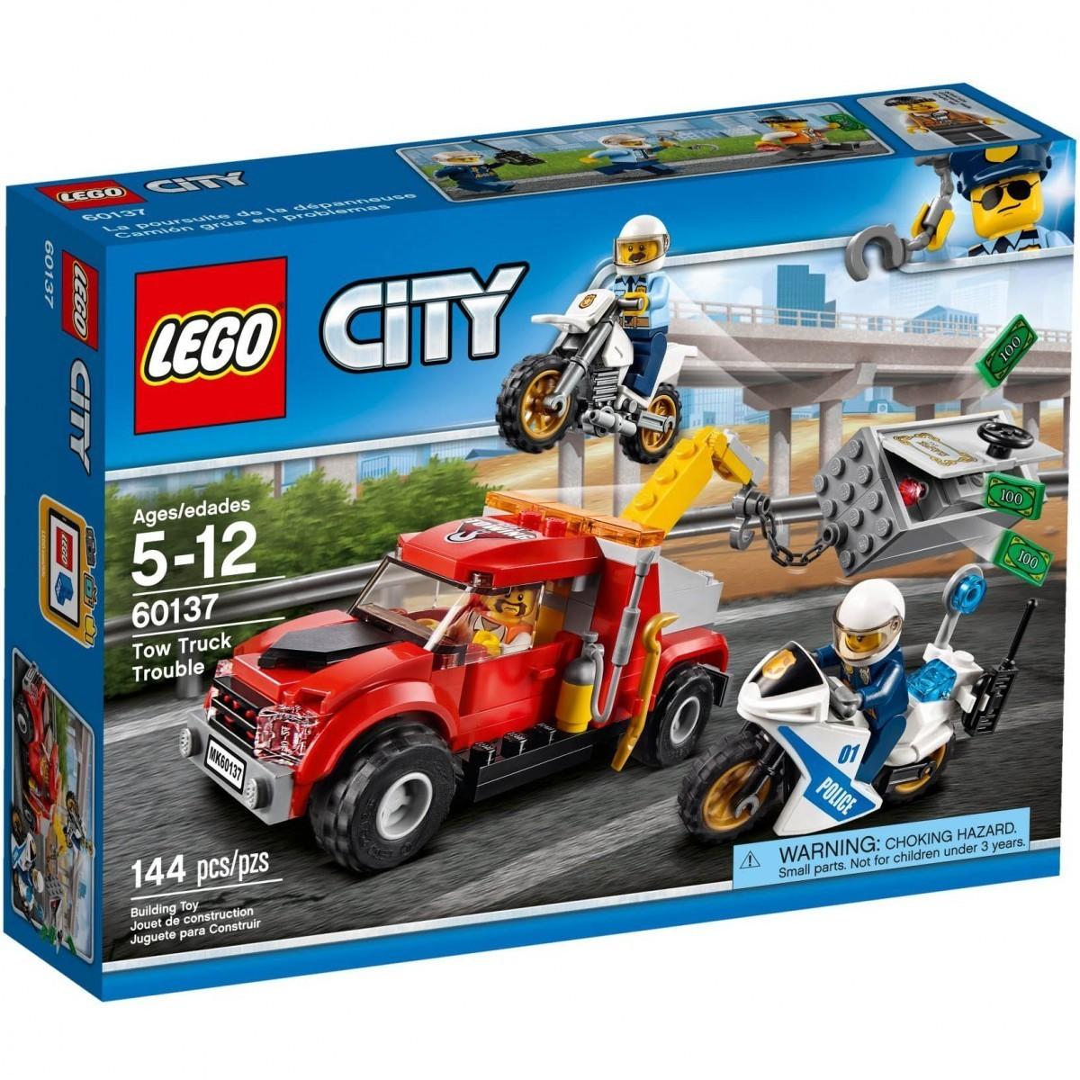 レゴ 60137 金庫ドロボウのレッカー車の商品画像|ナビ