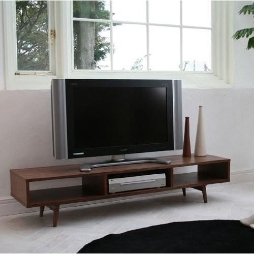 エモ テレビボード ロータイプ 幅150cm EMK-2062BR (ブラウン)の商品画像|3