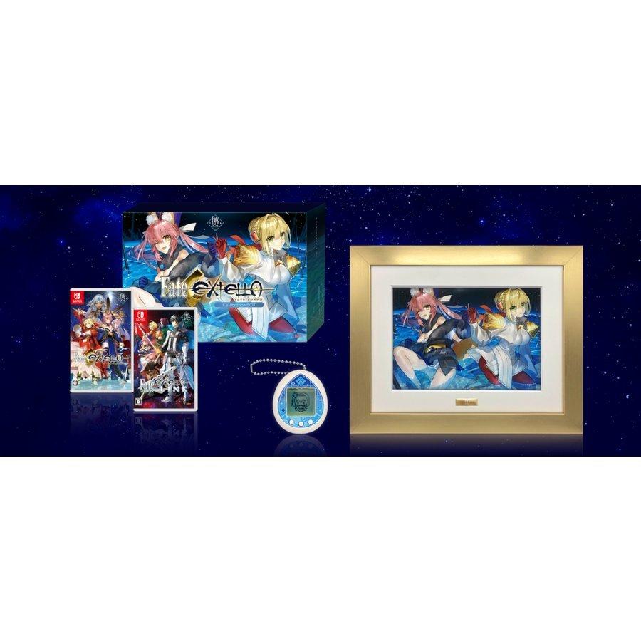 【Switch】 Fate/EXTELLA [Celebration BOX]の商品画像 ナビ