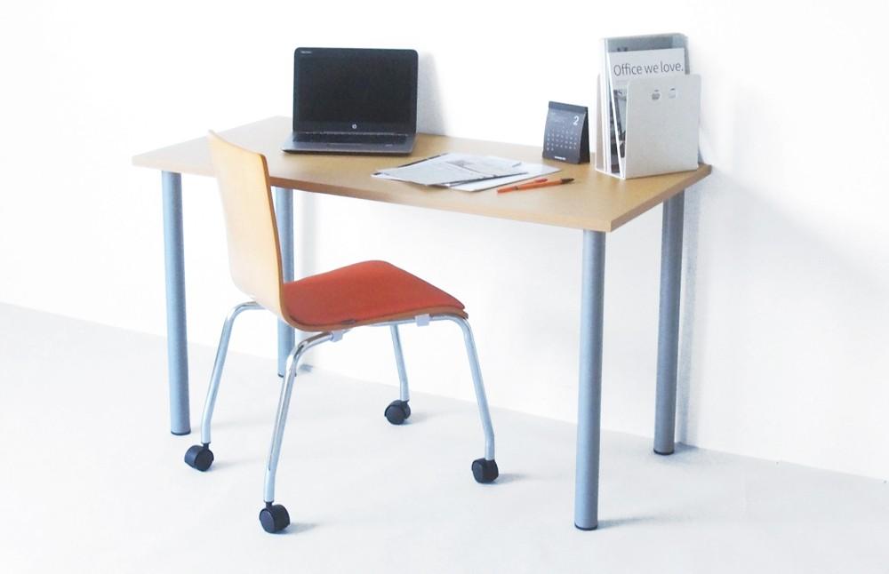 エコノミーテーブル RFEMD-1260N (ナチュラル)の商品画像 3