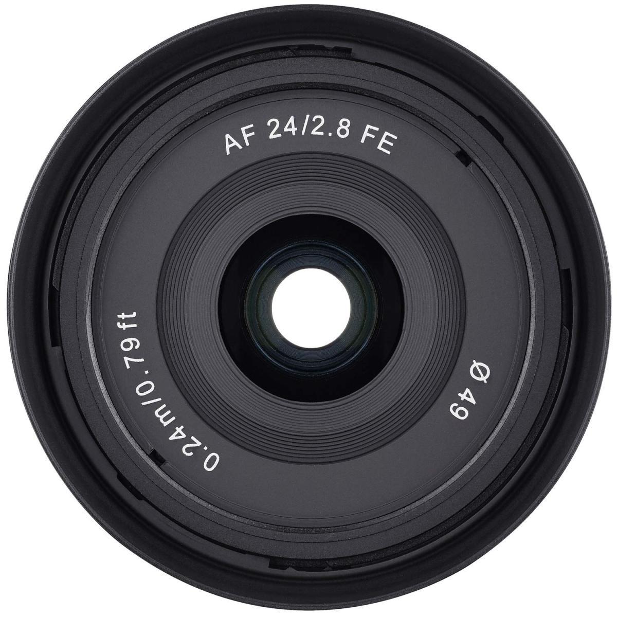 AF 24mm F2.8 FEの商品画像|4