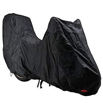 ブラックカバー ウォーターレジスタント ライト トップケース装着車用 3Lの商品画像|4