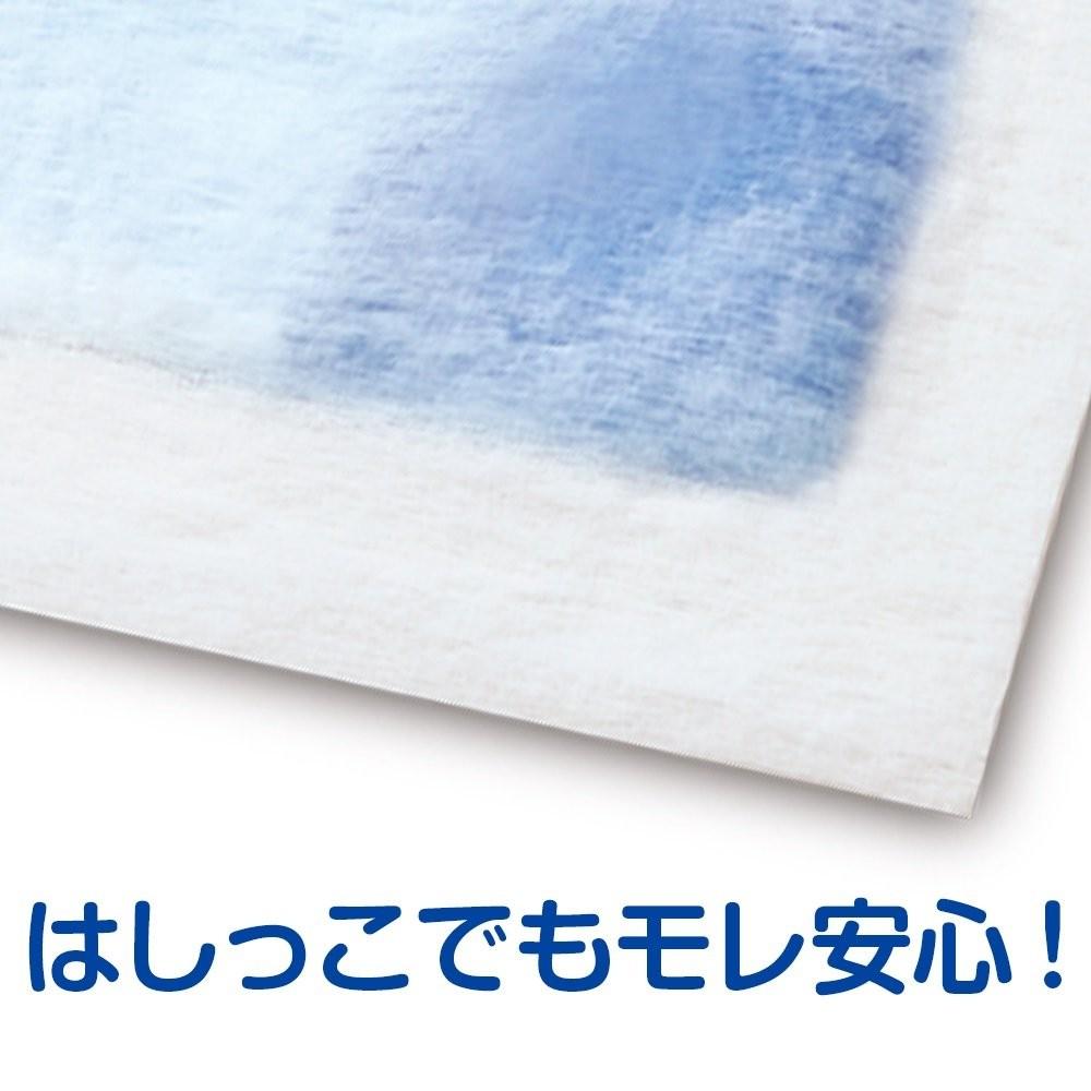 ユニ・チャーム デオシート しっかり超吸収 無香消臭タイプ レギュラー 112枚×1個の商品画像|4