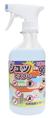 宮崎化学 害虫忌避剤 ヒバウッド 450mlの商品画像|2