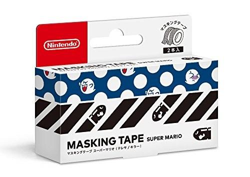 Nintendo Labo マスキングテープ スーパーマリオ (テレサ/キラー) NSL-0017の商品画像|ナビ