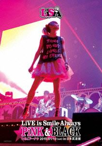 LiSA/LiVE is Smile Always~PiNK&BLACK~in日本武道館「いちごドーナツ」