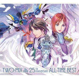 TWO-MIX/TWO-MIX 25th Anniversary ALL TIME BEST