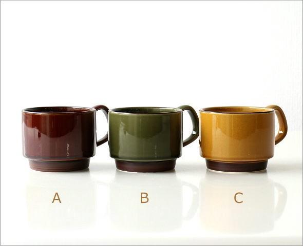 スタッキングマグカップ 3カラー(4)