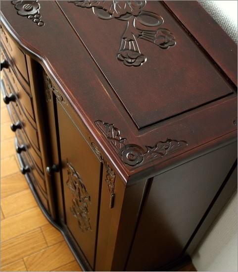 家具 アンティーク サイドボード(3)