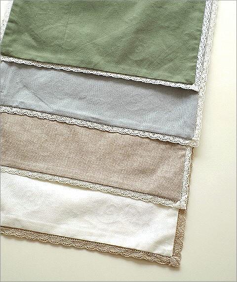 刺繍クッションカバー 4カラー(3)