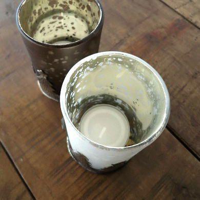 モミの木のキャンドルカップ 2タイプ(5)