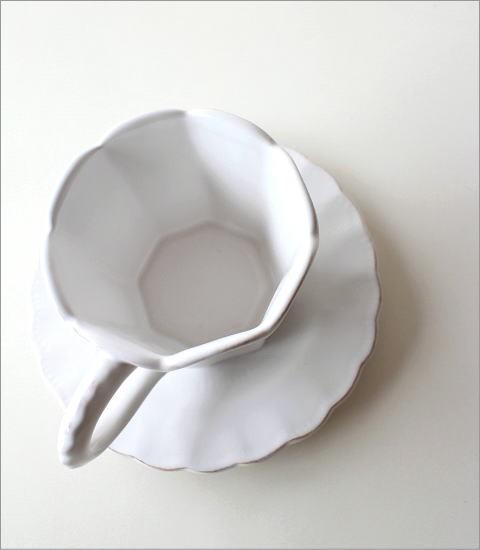 アンティークなカップ&ソーサー ジャルダンA(3)