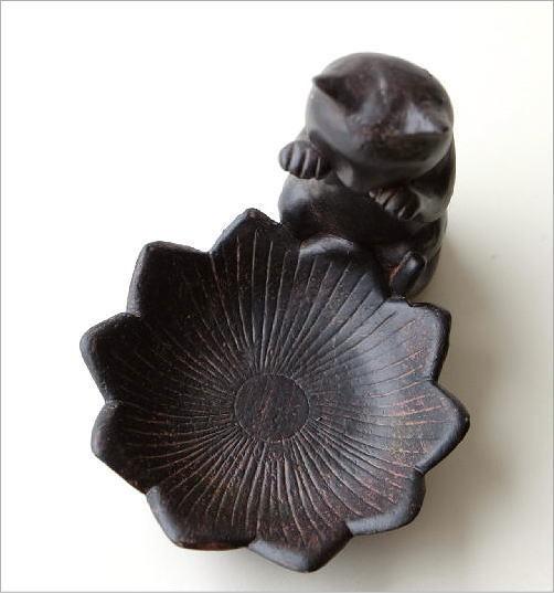 花瓶 フラワーベース 子ネコのミニベース(3)